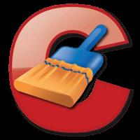 que es CCleaner logo Seguridad en internet png