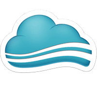 que es Cloudfogger logo png