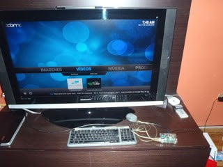 Como hacer una smart tv con una Raspberry pi png