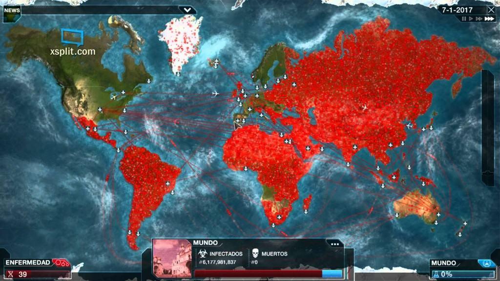 Plague Inc Full Español Gratis v1.14.1 apk - Luisi Blog 🔥