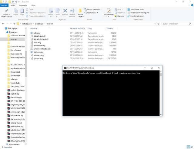 Como actualizar de forma manual un Asus Zenfone 2 (ZE551ML) y (ZE550ML)
