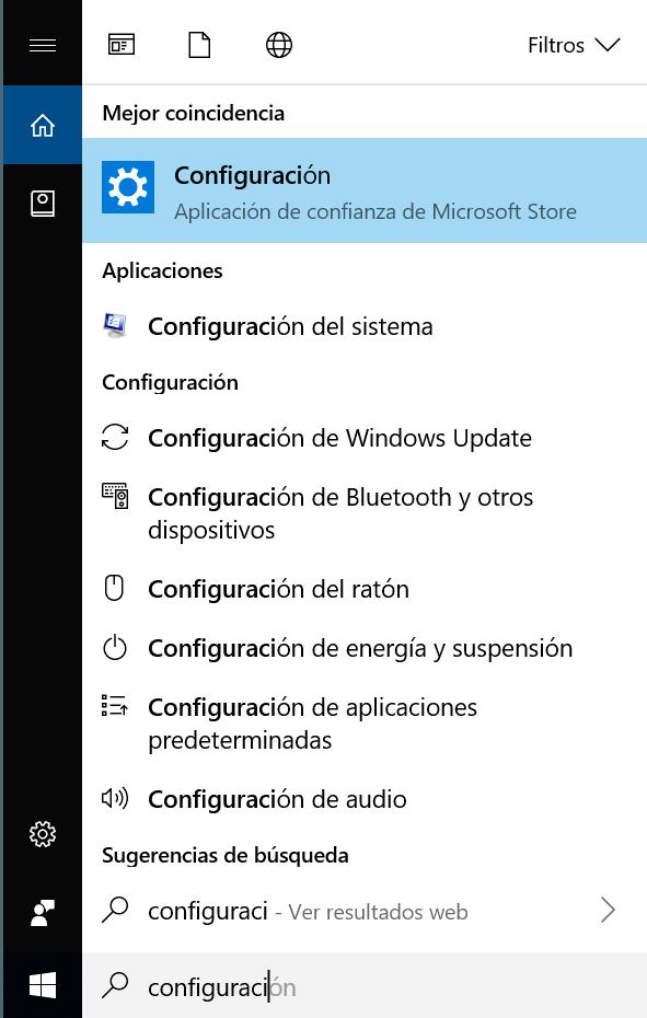 Instalar Ubuntu, Debian, SUSE o Kali en Windows 10 0