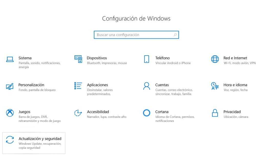 Instalar Ubuntu, Debian, SUSE o Kali en Windows 10 1