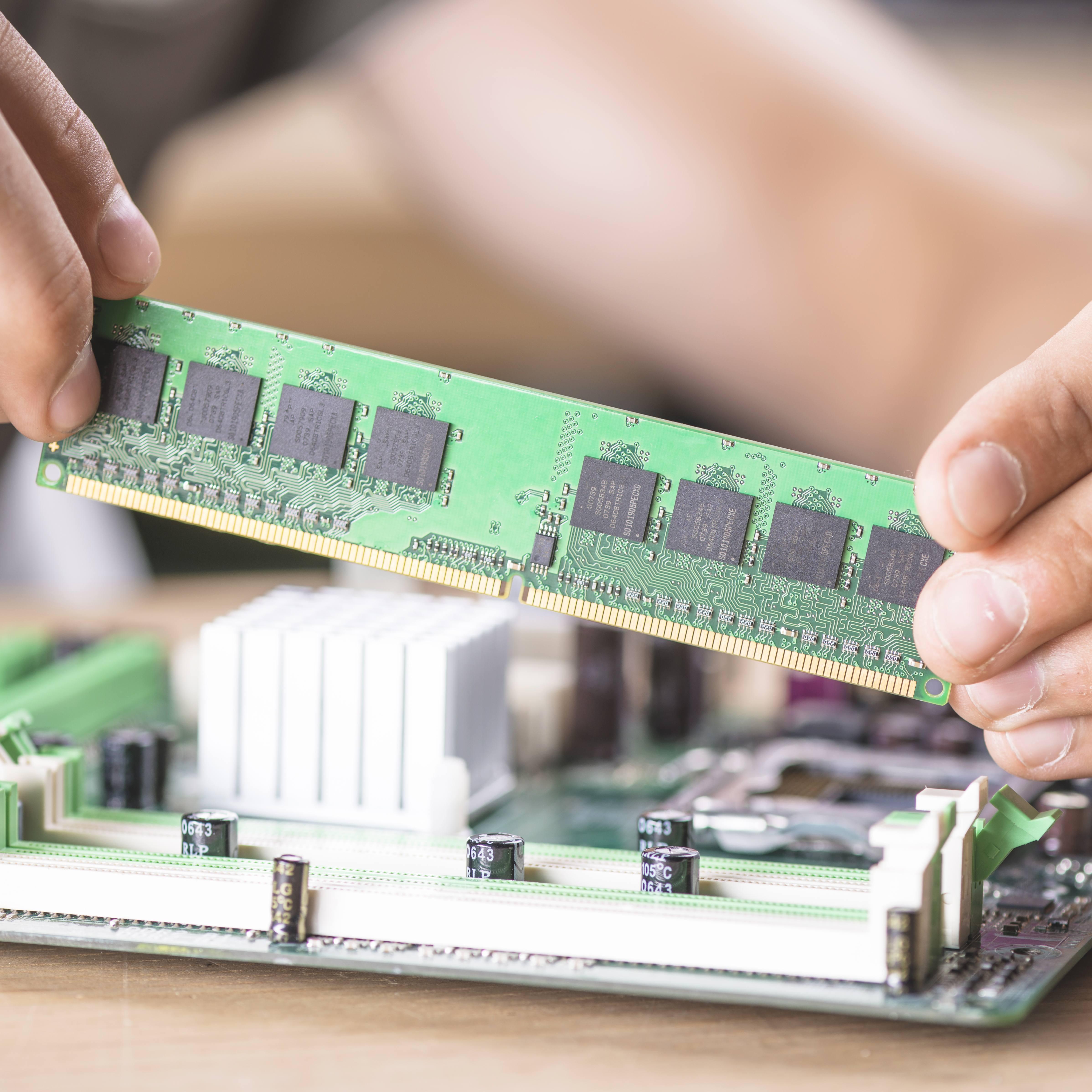 ¿Qué es la memoria RAM y sus tipos? 1
