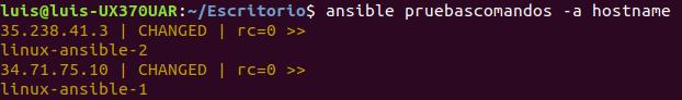 Tutorial Ansible desde 0 – Herramienta de gestión de servidores 12
