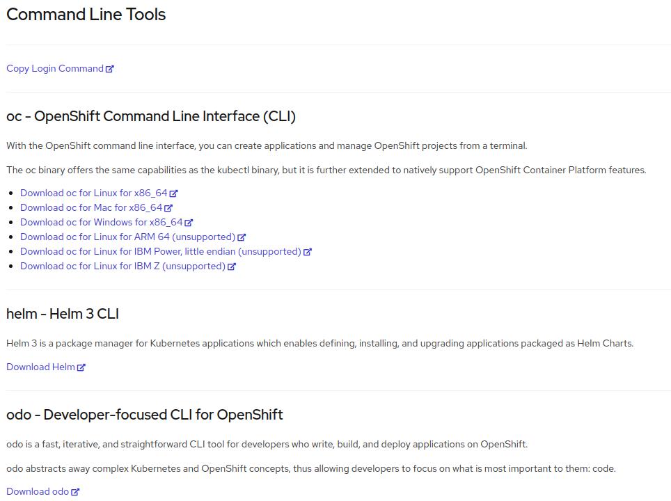 Tutorial OpenShift actualizado – [Primeros pasos] 7